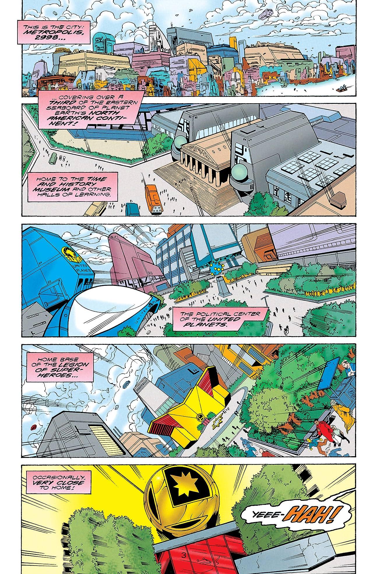 Legionnaires (1993-2000) #67