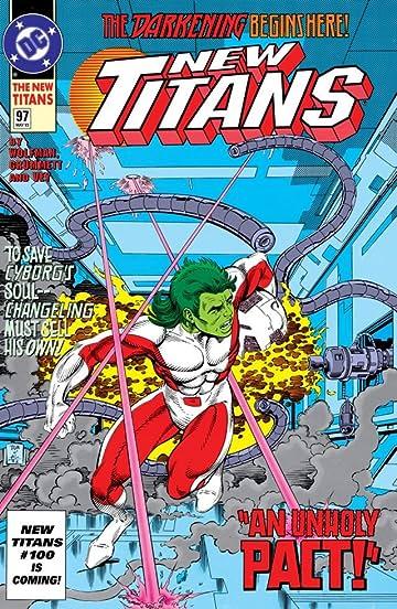 The New Titans (1984-1996) #97