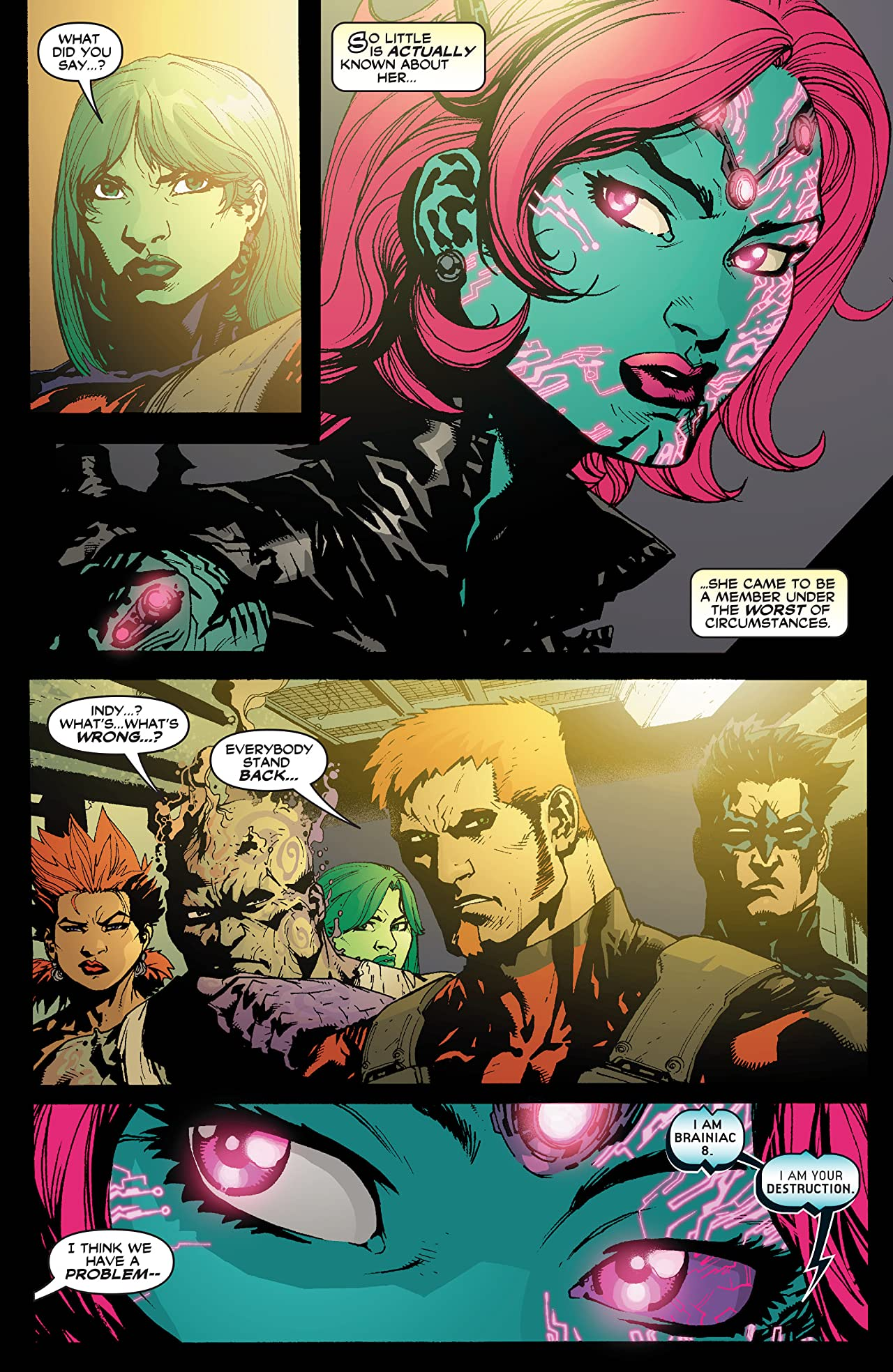Outsiders (2003-2007) #24