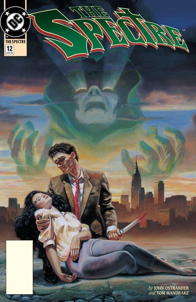 The Spectre (1992-1998) #12