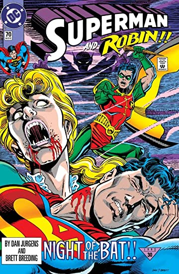 Superman (1987-2006) #70