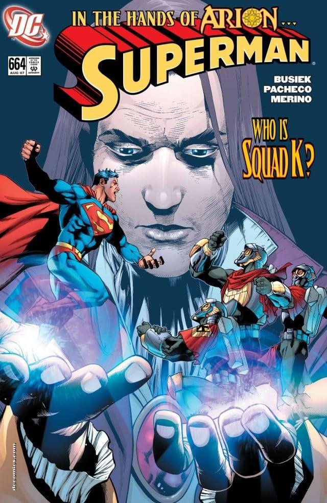 Superman (1939-2011) #664