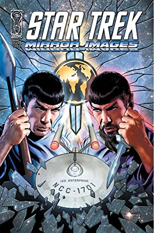 Star Trek: Mirror Images #1