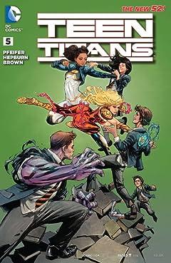 Teen Titans (2014-2016) #5
