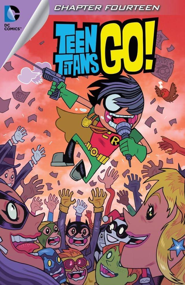 Teen Titans Go! (2013-) #14
