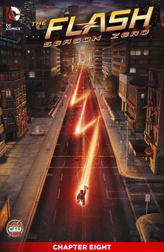 The Flash: Season Zero (2014-2015) #8