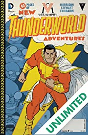 The Multiversity: Thunderworld Adventures (2014) #1