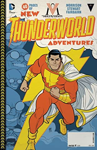 The Multiversity: Thunderworld Adventures (2014-) #1