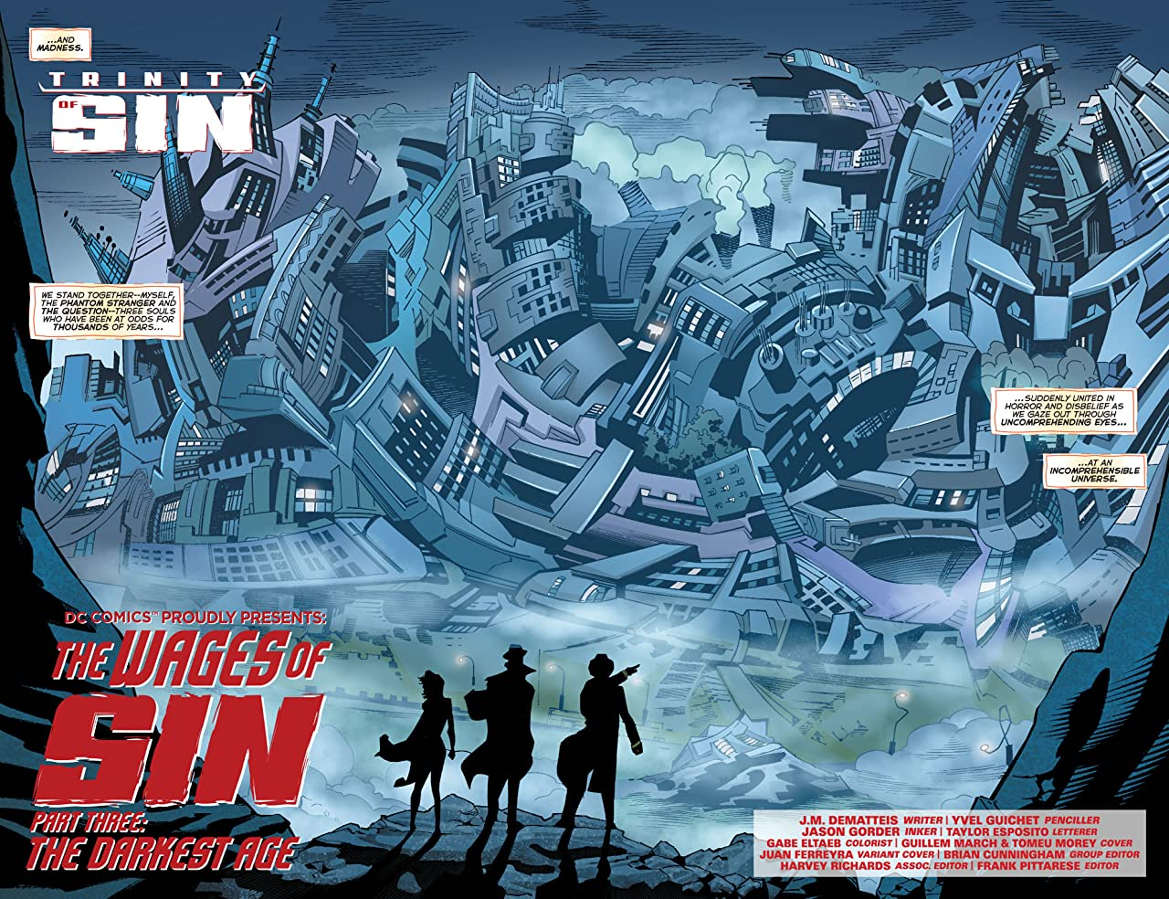 Trinity of Sin (2014-2015) #3