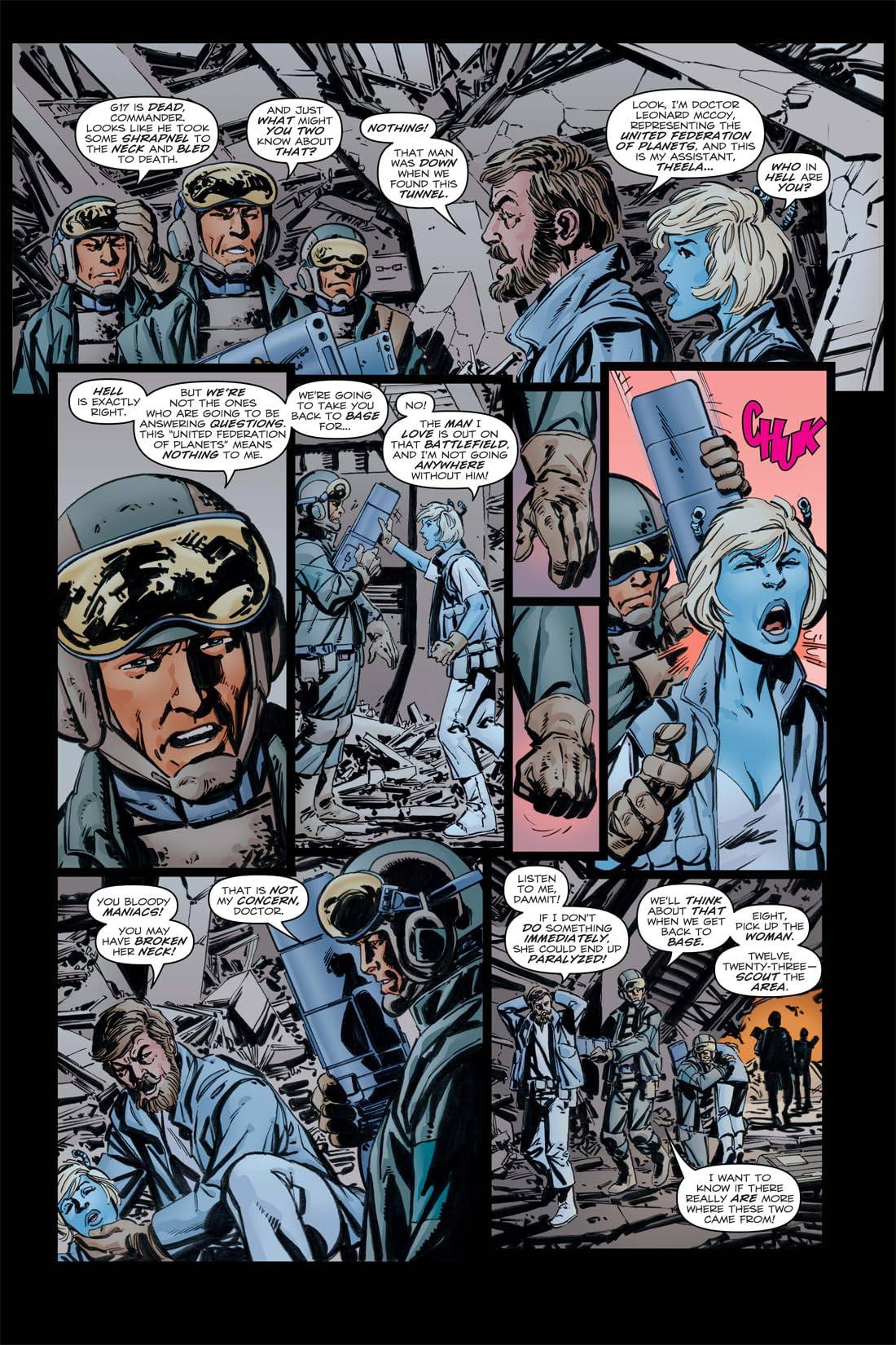 Star Trek: McCoy #3