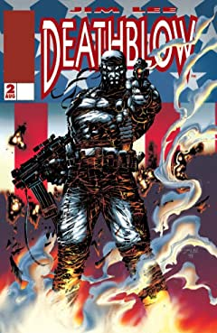 Deathblow (1993-1996) #2