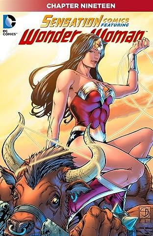 Sensation Comics Featuring Wonder Woman (2014-2015) #19