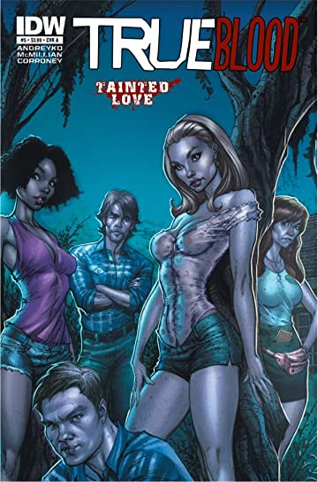True Blood: Tainted Love #5