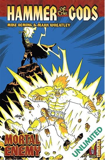 Hammer of the Gods #5