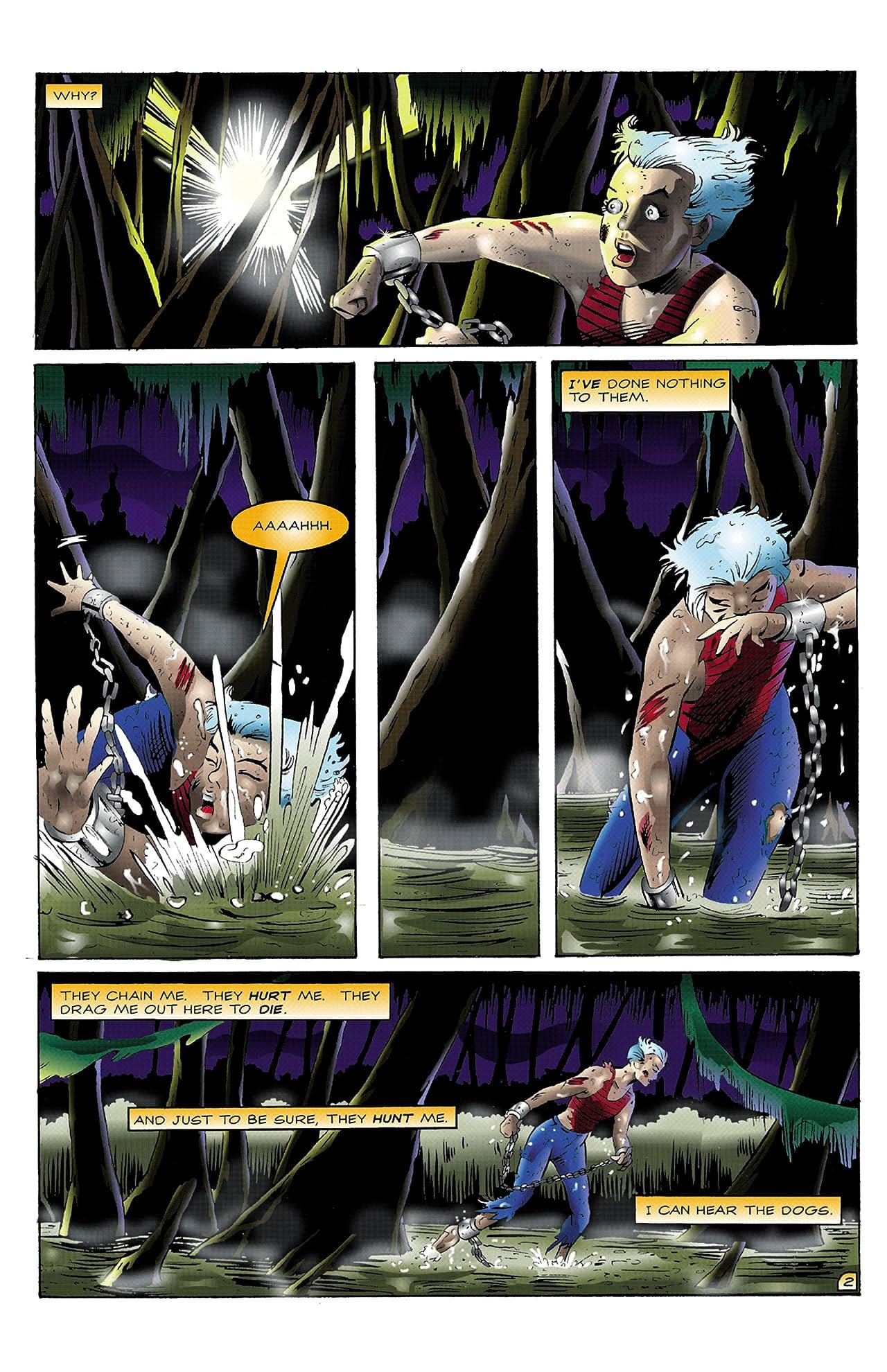 Black Enchantress #1