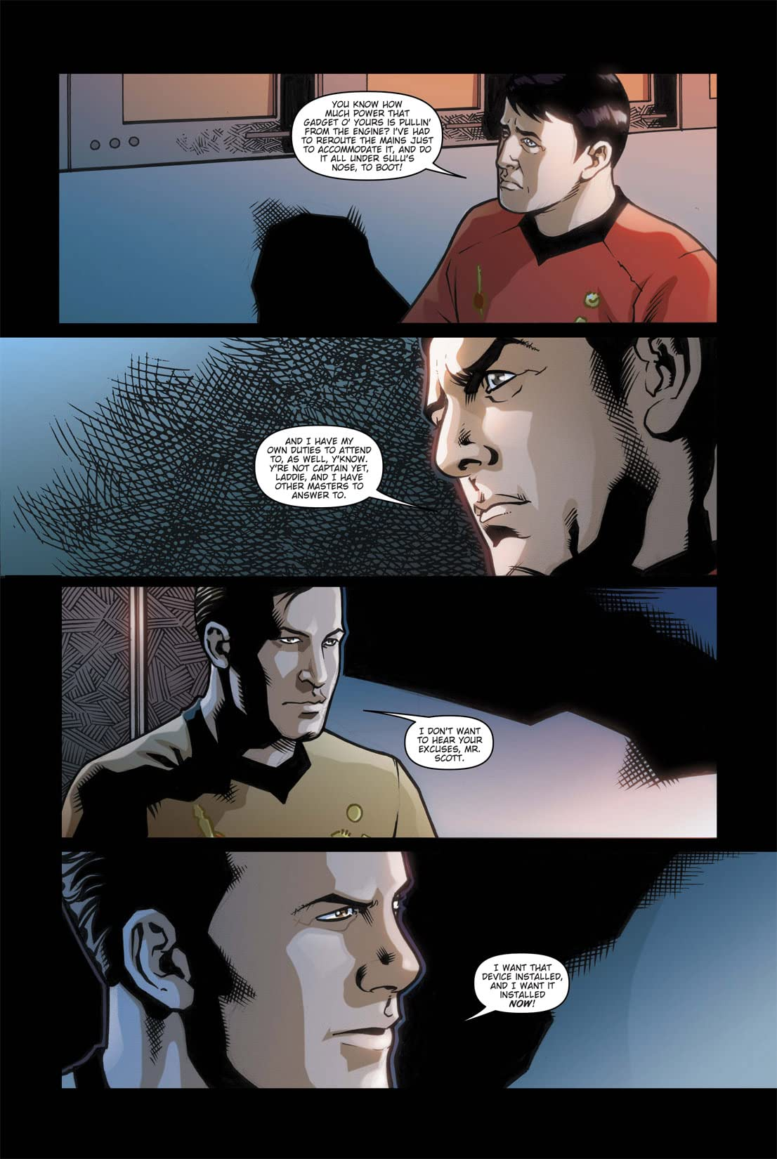 Star Trek: Mirror Images #4