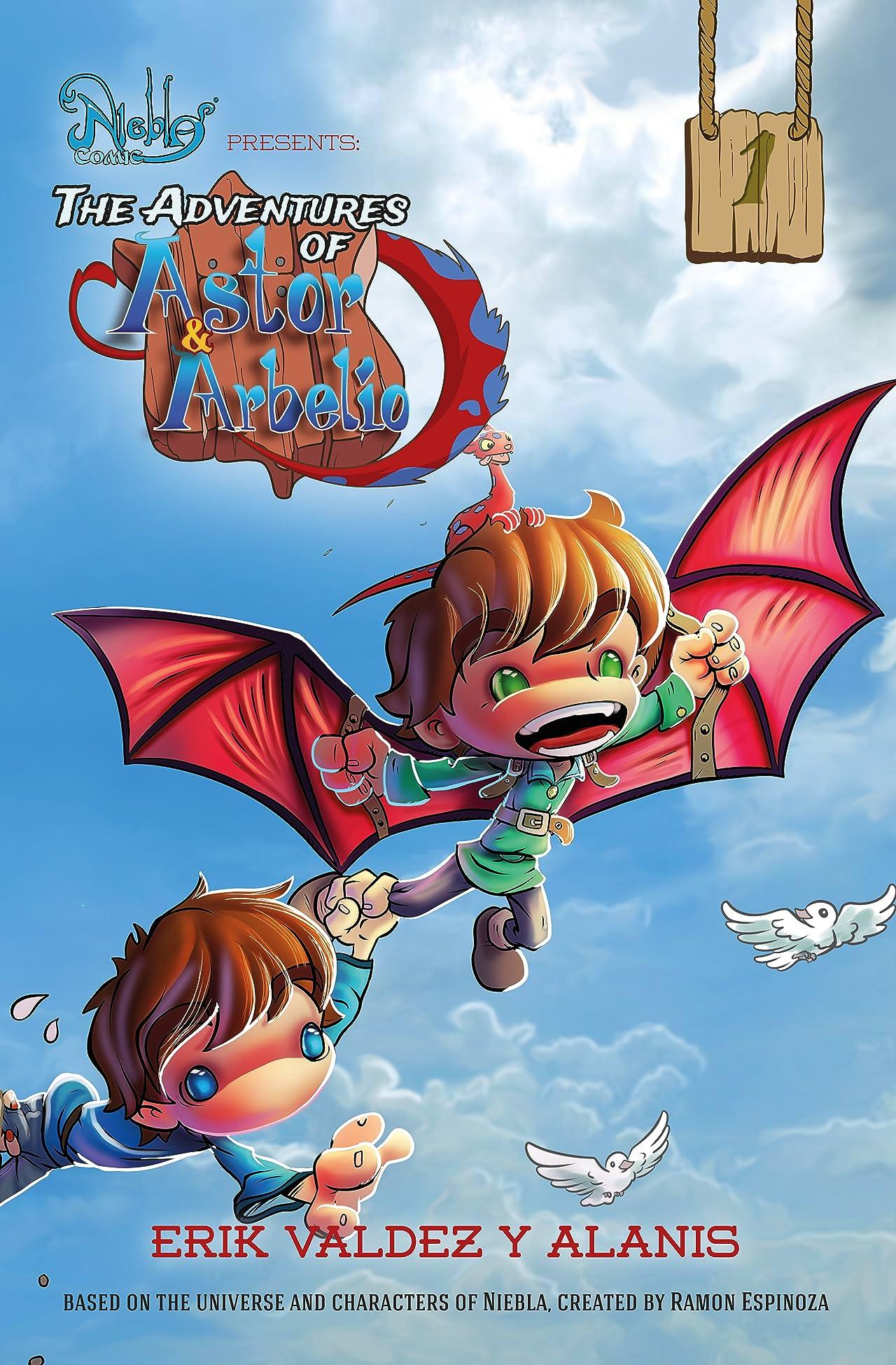 The Adventures Of Astor & Arbelio No.1