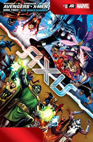 Avengers & X-Men: Axis #8 (of 9)