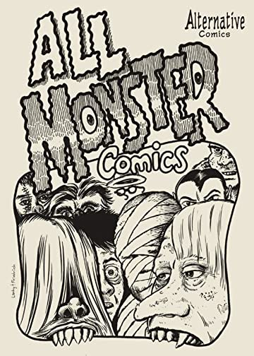 All Monster Comics