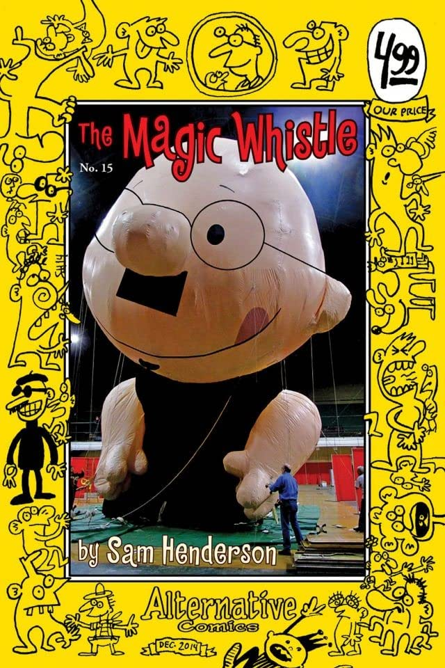 Magic Whistle #15