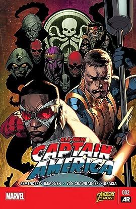 All-New Captain America (2014-2015) #2