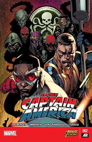 All-New Captain America (2014-2015) No.2
