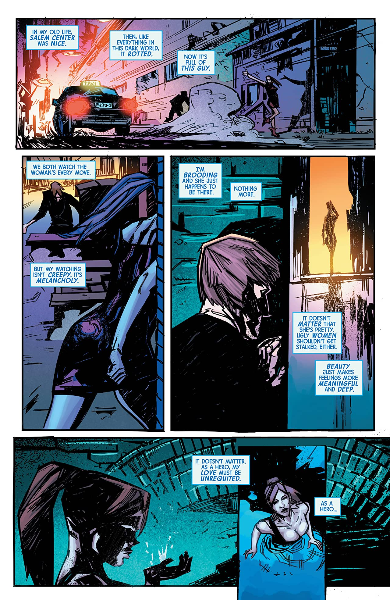 Axis: Revolutions #4 (of 4)