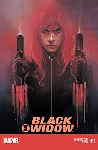 Black Widow (2014-2015) #13