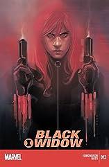 Black Widow (2014-) #13