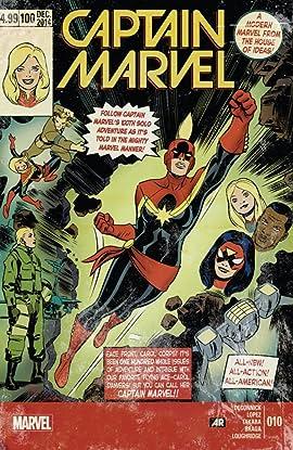 Captain Marvel (2014-2015) #10