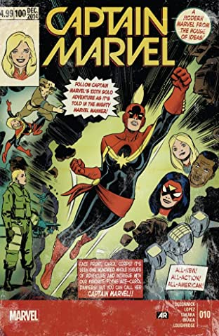 Captain Marvel (2014-2015) #10