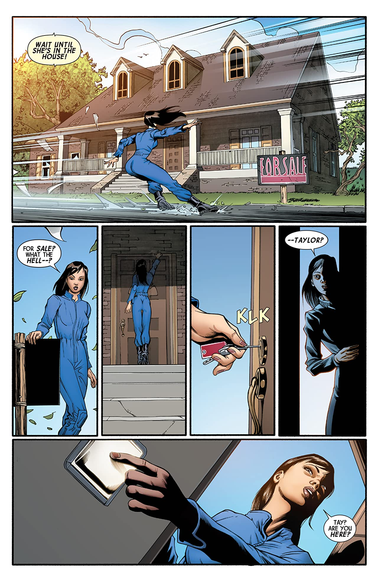 Death of Wolverine: The Weapon X Program #4 (of 5)