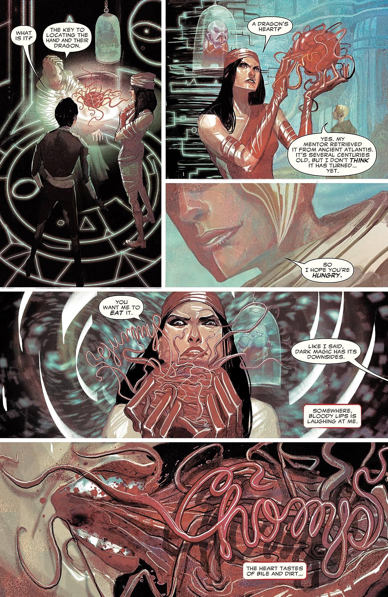 Elektra (2014-2015) #9