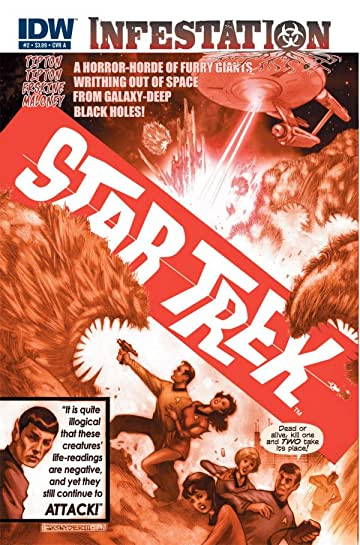 Star Trek: Infestation #2