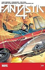 Fantastic Four (2014-2015) #14