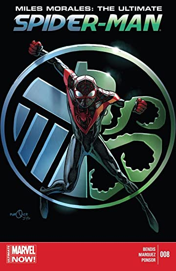 Miles Morales: Ultimate Spider-Man (2014-2015) #8
