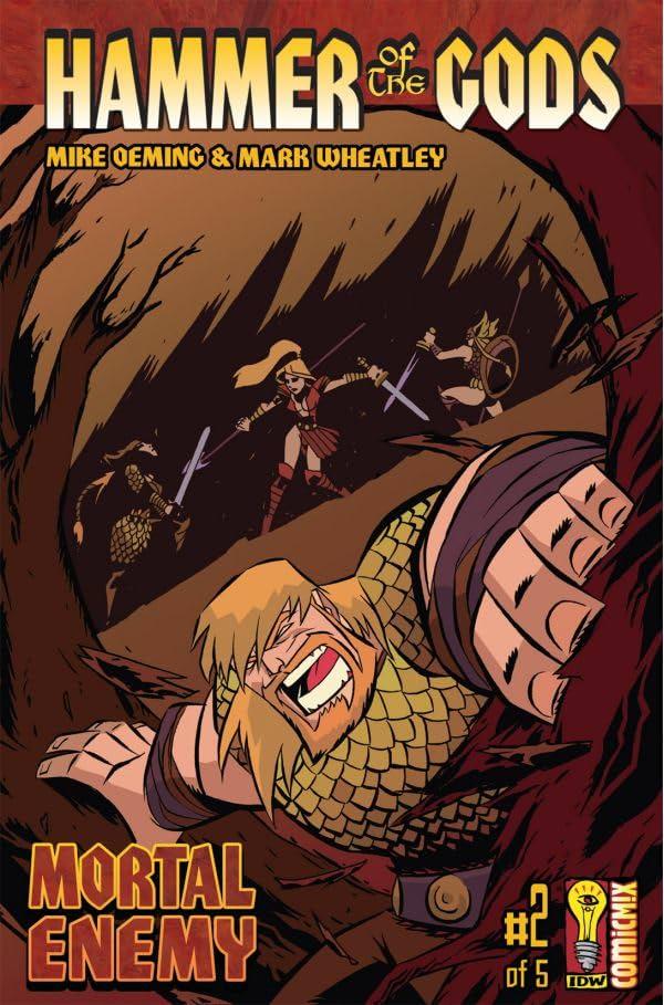 Hammer of the Gods #2