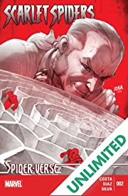 Scarlet Spiders (2014) #2 (of 3)