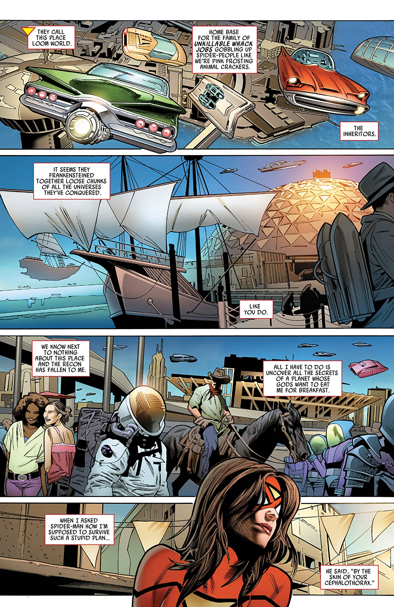 Spider-Woman (2014-2015) #2