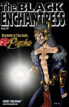 Black Enchantress #2