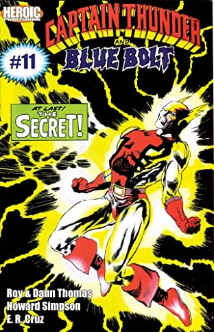 Captain Thunder and Blue Bolt #11