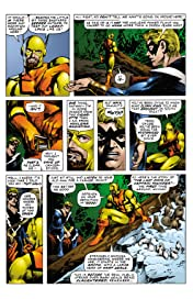 Captain Thunder and Blue Bolt #11