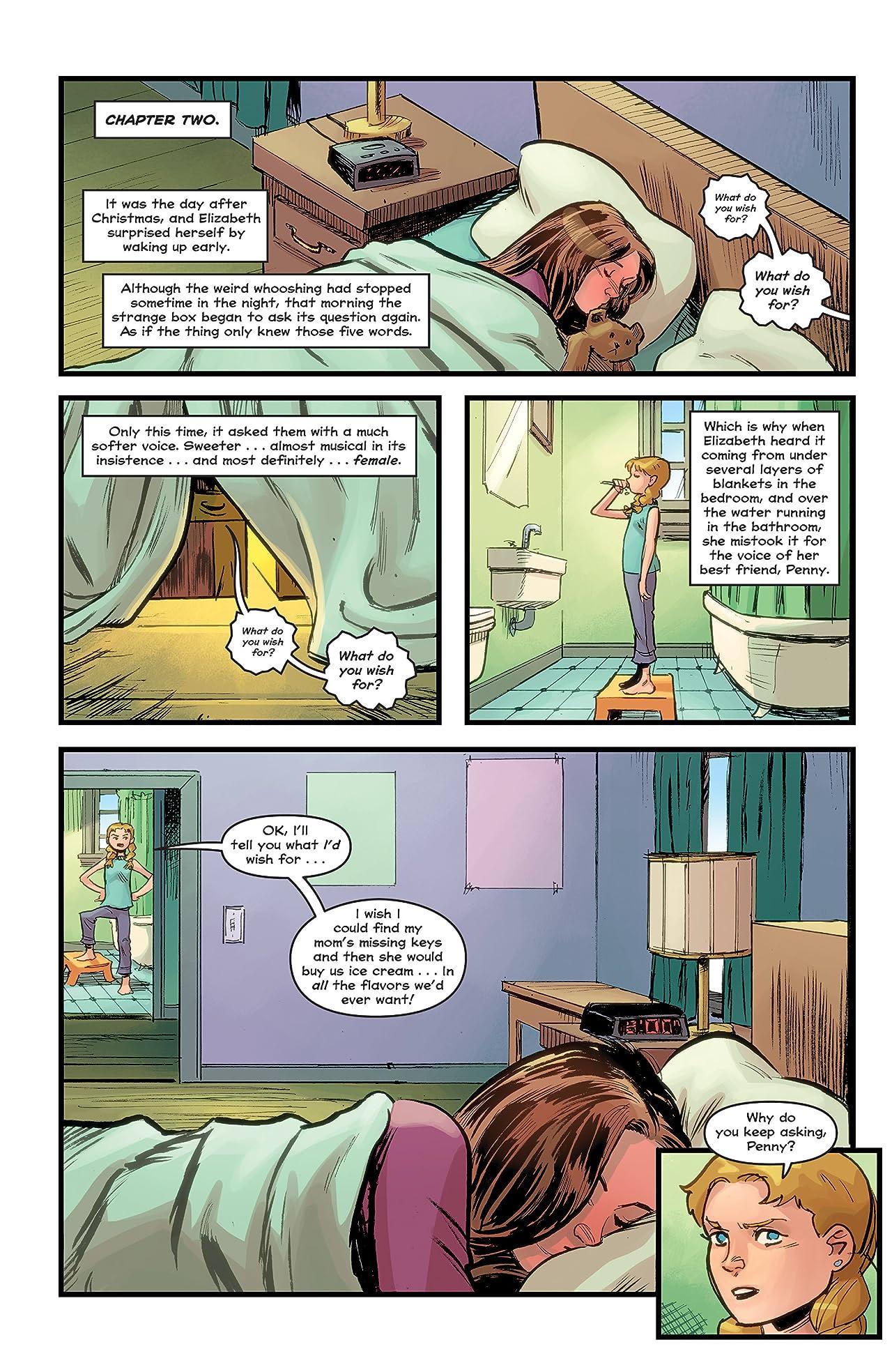 Penny Dora & The Wishing Box #2 (of 5)