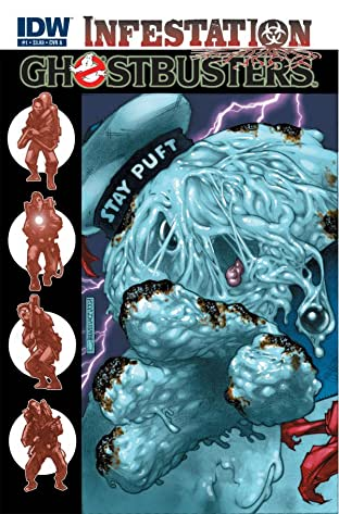 Ghostbusters: Infestation #1