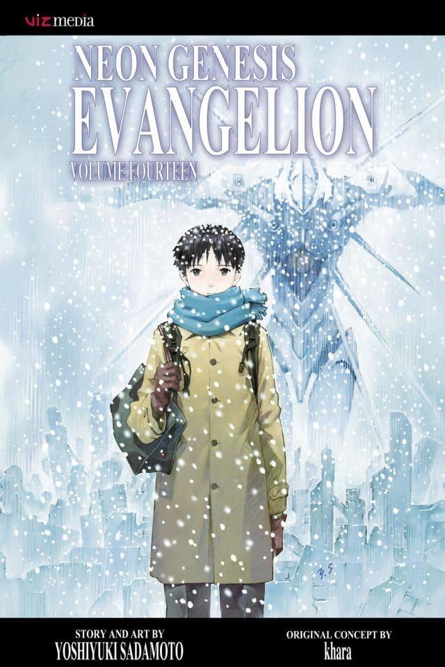 Neon Genesis Evangelion Vol. 14