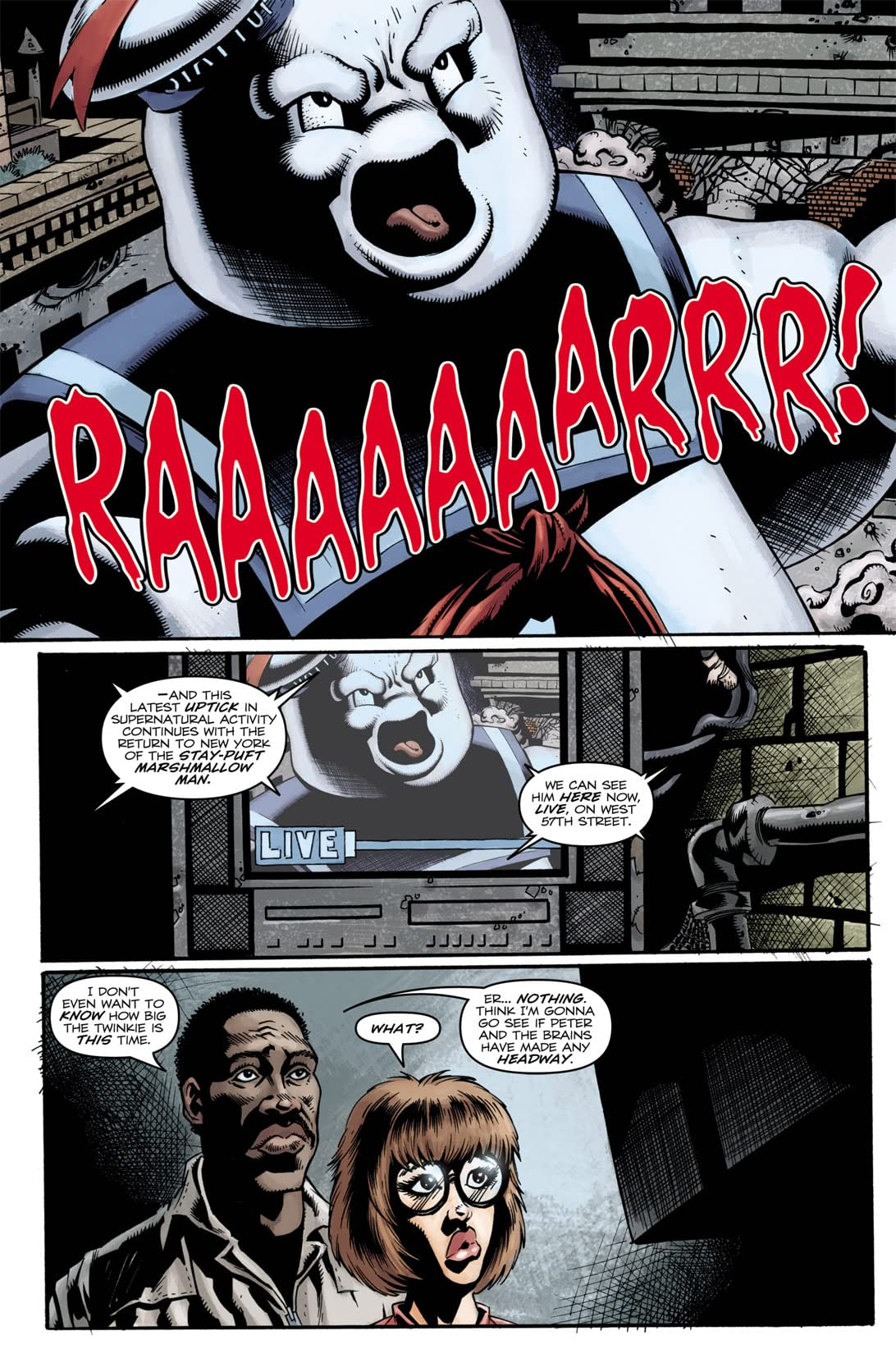 Ghostbusters: Infestation #2