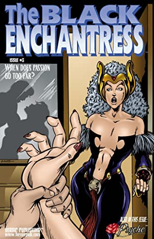 Black Enchantress #3