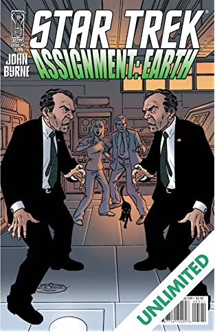 Star Trek: Assignment Earth #5