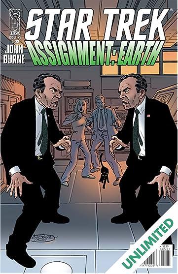 Star Trek: Assignment Earth #5