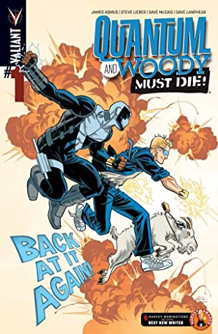 Quantum and Woody Must Die! #1 (of 4): Digital Exclusives Edition